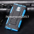 Cover For Various Mobile Phones Shockproof Heavy Duty Armor Hybrid Rugged Case
