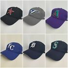 MLB Replica Adult Baseball Cap Hat Licensed Astros, Brewers, Braves, more on Ebay