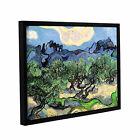 ArtWall 'Vincent VanGogh's Olive Tress in a Mountanious Landscape' Gallery