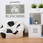 Style And Apply 'Ghettoblaster' Vinyl Wall Art Decal