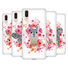 OFFICIAL MONIKA STRIGEL ANIMALS AND FLOWERS HARD BACK CASE FOR HUAWEI PHONES 1