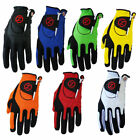 ZERO FRICTION ONE SIZE COMPRESSION FIT MENS GOLF GLOVES ALL COLOURS