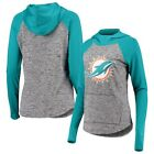 Miami Dolphins G-III 4Her by Carl Banks Women's Championship Ring Pullover