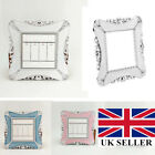 Stickers Switch Cover Socket Wall Light Home Shape Decoration Square 5 Color Uk