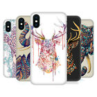 OFFICIAL BIOWORKZ COLOURED ANIMAL HEAD 1 HARD BACK CASE FOR APPLE iPHONE PHONES