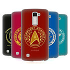 OFFICIAL STAR TREK STARFLEET ACADEMY LOGOS HARD BACK CASE FOR LG PHONES 3 on eBay