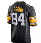 Antonio Brown Jersey Pittsburgh Steelers #84 Sizes S-3XL more color - FREE SHIP