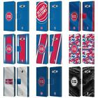 OFFICIAL NBA DETROIT PISTONS LEATHER BOOK WALLET CASE FOR SAMSUNG PHONES 3 on eBay
