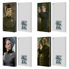 OFFICIAL STAR TREK MOVIE STILLS REBOOT XI LEATHER BOOK CASE FOR A on eBay