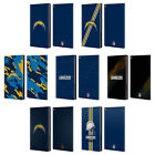 OFFICIAL NFL LOS ANGELES CHARGERS LOGO LEATHER BOOK WALLET CASE FOR AMAZON FIRE $31.95 USD on eBay