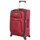 "SwissGear Travel Gear 6283 21"" Spinner Carry-On Luggage - Several Color Choices"