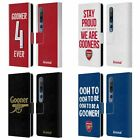 OFFICIAL ARSENAL FC GOONERS LEATHER BOOK WALLET CASE FOR XIAOMI PHONES $19.95 USD on eBay