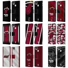 OFFICIAL NBA MIAMI HEAT LEATHER BOOK WALLET CASE FOR ASUS ZENFONE PHONES on eBay