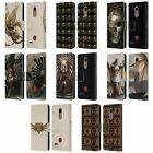 OFFICIAL ANNE STOKES STEAMPUNK LEATHER BOOK WALLET CASE FOR LG PHONES 1