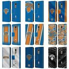 OFFICIAL NBA NEW YORK KNICKS LEATHER BOOK WALLET CASE FOR LG PHONES 1 on eBay