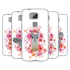 OFFICIAL MONIKA STRIGEL ANIMALS AND FLOWERS GEL CASE FOR HUAWEI PHONES 2