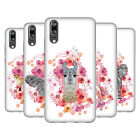 OFFICIAL MONIKA STRIGEL ANIMALS AND FLOWERS GEL CASE FOR HUAWEI PHONES