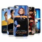 OFFICIAL STAR TREK ICONIC CHARACTERS VOY GEL CASE FOR APPLE iPOD TOUCH MP3 on eBay