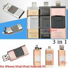 64GB USB i Flash Drive OTG Device Memory Stick For all iPhone IOS iPad Android