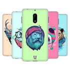 HEAD CASE DESIGNS FAUNA HIPSTERS SOFT GEL CASE FOR NOKIA PHONES 1