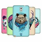 HEAD CASE DESIGNS FAUNA HIPSTERS SOFT GEL CASE FOR SAMSUNG PHONES 2