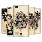 HEAD CASE DESIGNS INTROSPECTION SOFT GEL CASE FOR BLACKBERRY PHONES