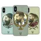 HEAD CASE DESIGNS MANLY HIPSTERS SOFT GEL CASE FOR APPLE iPHONE PHONES