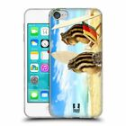HEAD CASE DESIGNS FUNNY ANIMALS SOFT GEL CASE FOR APPLE iPOD TOUCH MP3