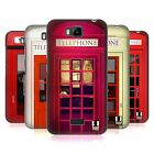 HEAD CASE DESIGNS TELEPHONE BOX HARD BACK CASE FOR HUAWEI PHONES 2