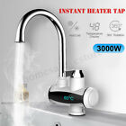 Внешний вид - 220V Electric Faucet Tap Instant Hot Water Heater Home Bathroom Kitchen 3000W