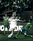Landon Donovan Hand Signed Autograph 16x20 Galaxy Colors of the Game /50 UDA