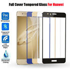 Full Cover Real Tempered Glass Screen Protector Film For Huawei P8 P9 P10 Lite