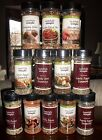 Tastefully Simple Spice Seasonings - Factory Sealed - Variety - FREE SHIPPING !!