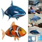RC Air Swimmers Remote Control Flying Clownfish Shark Inflatable Balloon