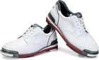Внешний вид - Mens Dexter SST Retro Bowling Shoes Interchangelable Soles and Heels Size 8 - 14