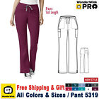 WonderWink Scrubs PRO Women's Moderate Flare Leg Pant 5319 Tall