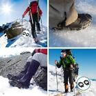 Spikes Crampons Ice Snow Traction Cleats System Safe Protect For Hiking Jogging