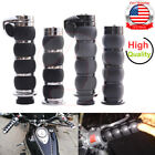 1'' Motorcycle Universal Handlebar End Hand Grips For Yamaha Suzuki Harley Honda $28.95 USD on eBay
