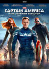 Captain America: The Winter Soldier (DVD, 2014) VG