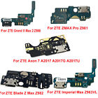 New Charging Charger Port Flex Cable For ZTE Max Z988 Z981 Z982 Z963VL Axon 7