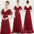 Ever-Pretty Women Bridesmaid Full Length Evening Party Maxi Long Dress  09890