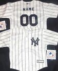 New York Yankees MLB Majestic Infant Replica Jersey add any name on Ebay