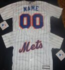 New York Mets MLB Toddler Replica Jersey add any name & number on Ebay