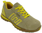 WOMENS SAFETY S1 TRAINERS SHOES LIGHWEIGHT CUSHIONED INDUSTRIAL GROUNDWORK