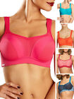 Chantelle High Impact Full Cup Sports Bra 2941 Convertible Underwired Running