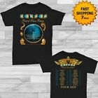 Kansas Rock Band Point of Know Return 40th Anniversary Concert Tour 2019 T-Shirt image