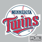 Minnesota Twins Premium Vinyl Decal Sticker - Major League Baseball MLB Logo on Ebay