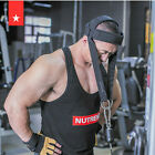 LS Head Harness Neck Strength Head Strap Weight Lifting Exercise Fitness Belt