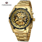 FORSINING Mens Classic Business Watches Automatic Skeleton Wristwatch 340  image