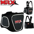 Boxing Belly Pad Chest Guard MMA Body Protector Martial Arts Rib Shield Armour